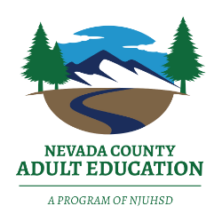 Nevada Union Adult School Logo